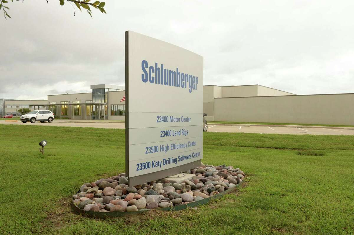 The Headquarters for Schlumberger Land Rigs as well as the Katy Drilling Software Center, Motor Center and High Efficiency Center at 23400 Colonial Parkway in Katy on Sept. 12.