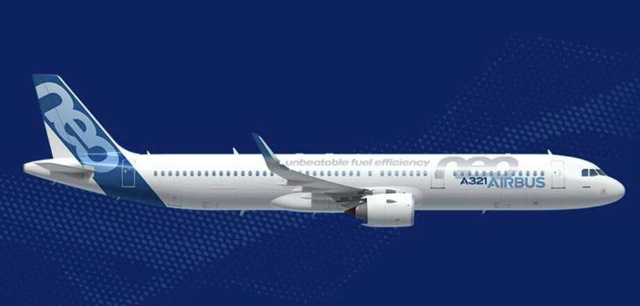 The Airbus A321neo has a range of up to 4,600 miles. (Image: Airbus) Photo: Airbus
