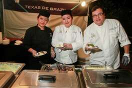 Texas De Brazil at the Houston Zoo's Feast With the Beasts.