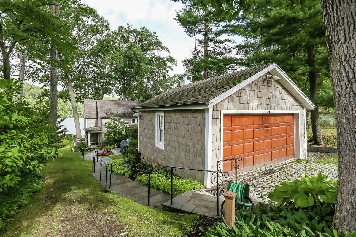 73 Ta'agan Point in Danbury is listed for $749,000.