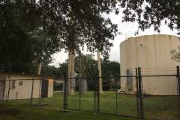 Katy City Council awarded a demolition contract to a Houston company on Sept. 10 that will remove the water plant ground storage tank and the water plant control building. The elevated tank will remain as part of the redesign of the site across from Katy City Hall as a downtown public square.