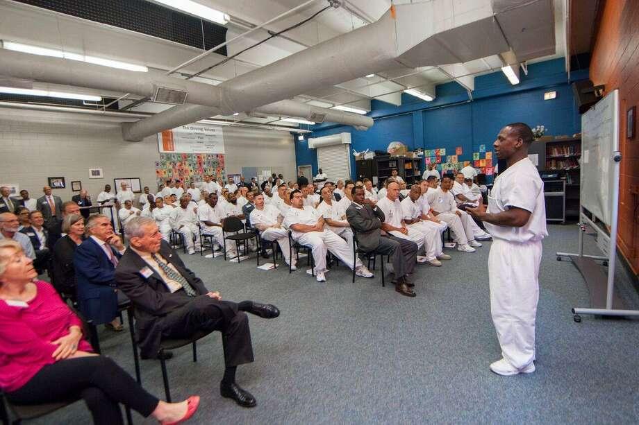 Program helps Texas felons start over - Houston Chronicle