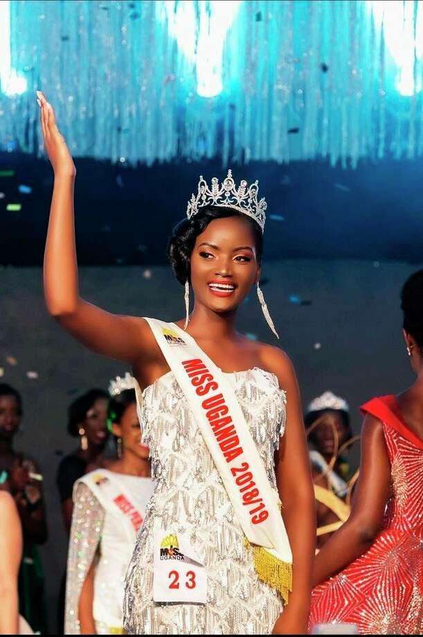 Miss Uganda Quiin Abenakyo