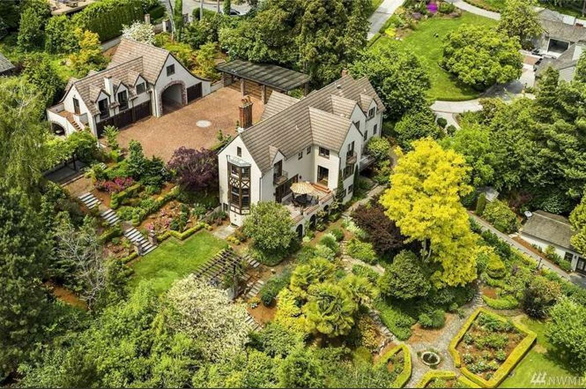 5525 Frontenac St., Seattle, WA 98118, listed for $7,850,000. See the full listing below.