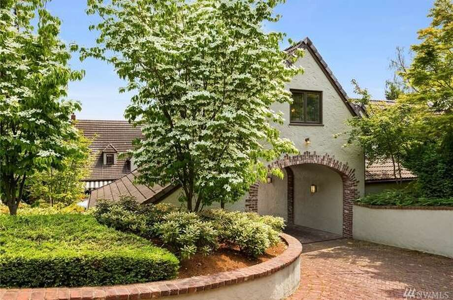 5525 Frontenac St., Seattle, WA 98118, listed for $7,850,000. See the full listing below. Photo: Realogics Sotheby's Int'l Rlty