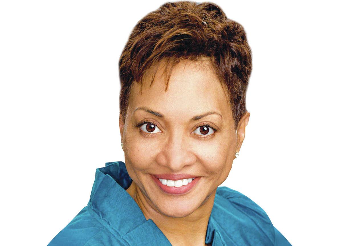 Syndicated columnist Cynthia Tucker.