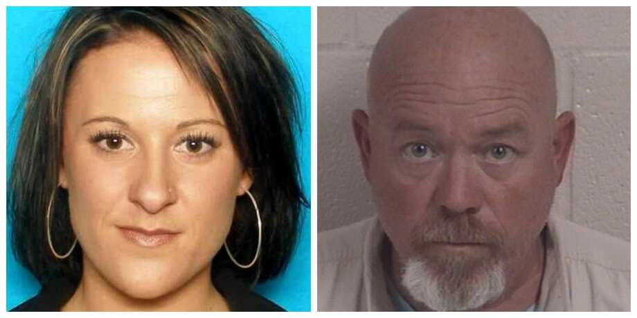 Shafay Look, 34, and Jon Ward, 56, are facing up to a year in jail for allegedly overserving Gerilyn Weberlein on June 4. Photo: Galveston Police Department
