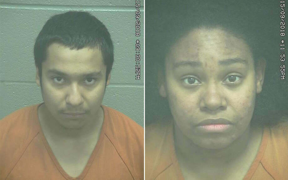 Juan Vicente Montoya, 19, and Antonia Maria Zambrano, 23, were arrested Friday after their alleged involvement in a robbery, according to court documents.