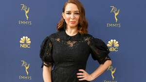 LOS ANGELES, CA - SEPTEMBER 17:  Maya Rudolph attends the 70th Emmy Awards at Microsoft Theater on September 17, 2018 in Los Angeles, California.  (Photo by Steve Granitz/WireImage,)