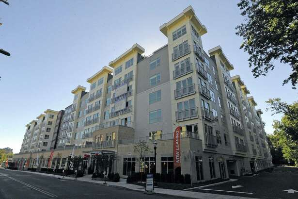 The Element One apartment complex at 111 Morgan St., in Stamford, Conn., has sold for $78 million.
