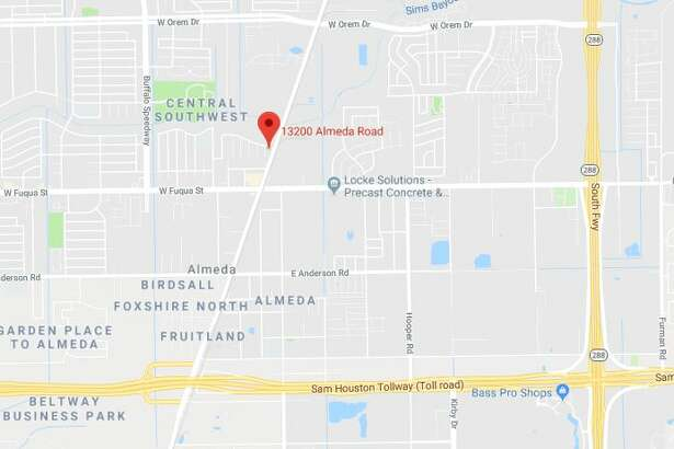One person has died after they were possibly hit by a vehicle in the 13200 block of Almeda Road, on Tuesday, Sept. 18, 2018.