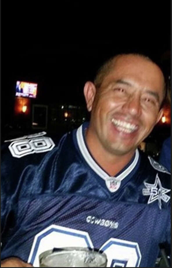 Antonio Aguirre, 52, was fatally shot by Laredo police late Friday after officers responded to a report of an assault. Photo: Courtesy