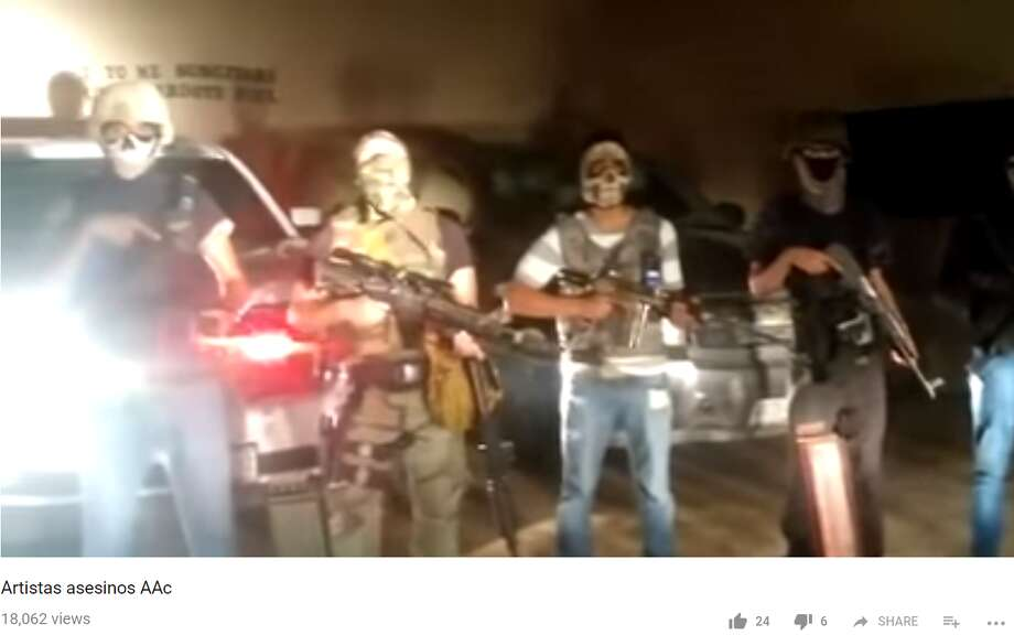 A crime group calling themselvesArtistas Asesinos (Artist Assassins), is the latest faction to split from the Sinaloa Cartel inJuárez. >>> See what you need to know about the cartel once led by 'El Chapo' Photo: Manuel Dosa YouTube