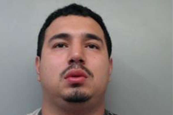 Luis Antonio Martinez, 25, was charged with felony possession of a controlled substance.
