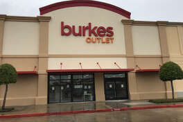 Burkes Outlet will soon open at the Fountains on the Lake in Stafford.