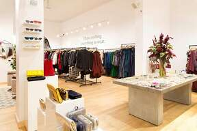 Rent the Runway will move out of its Neiman Marcus store-in-store location and open its first standalone San Francisco location just off Union Square will open Sept. 18, 2018.