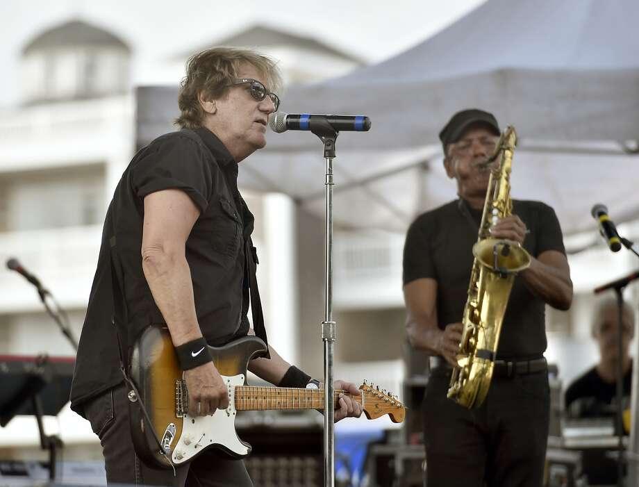 John Cafferty & The Beaver Brown will play 2019 Harbor Jam on July 20 at the Mohawk Harbor Amphitheater. Photo: Peter Hvizdak, Hearst Connecticut Media