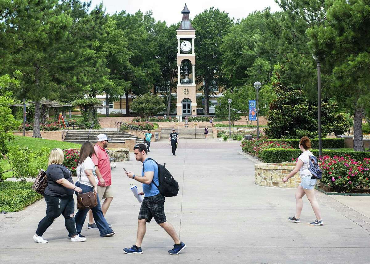 According to a report by Best College Reviews,Sam Houston State University was recently ranked No. 1 out of the top 65 online schools for master?'s degrees.