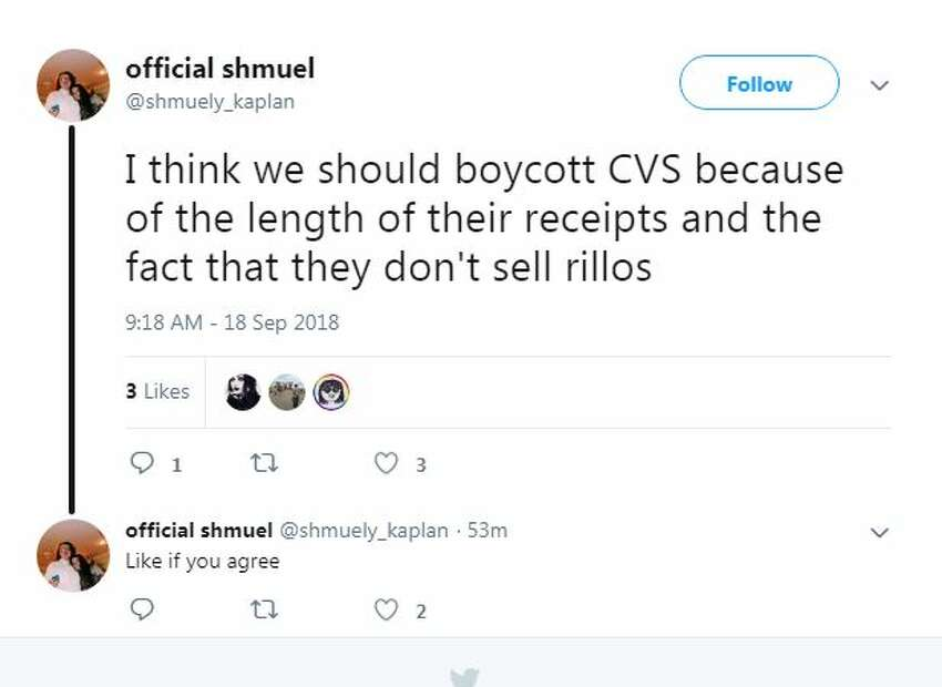 CVS is so notorious for its comically long receipts that they have appeared everywhere from Jimmy Kimmel Live to internet memes and Halloween costumes.