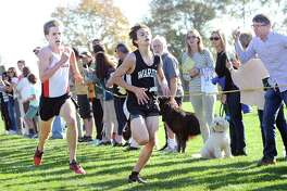 Warde's Noah Igram is expected to be a key factor for the Mustangs as they begin the 2018 cross country season.