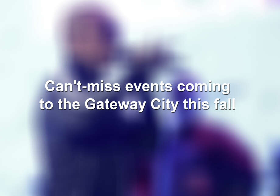 Keep scrolling to see artists and events you won't want to miss coming to the Gateway City this fall. Photo: Elizabeth Conley