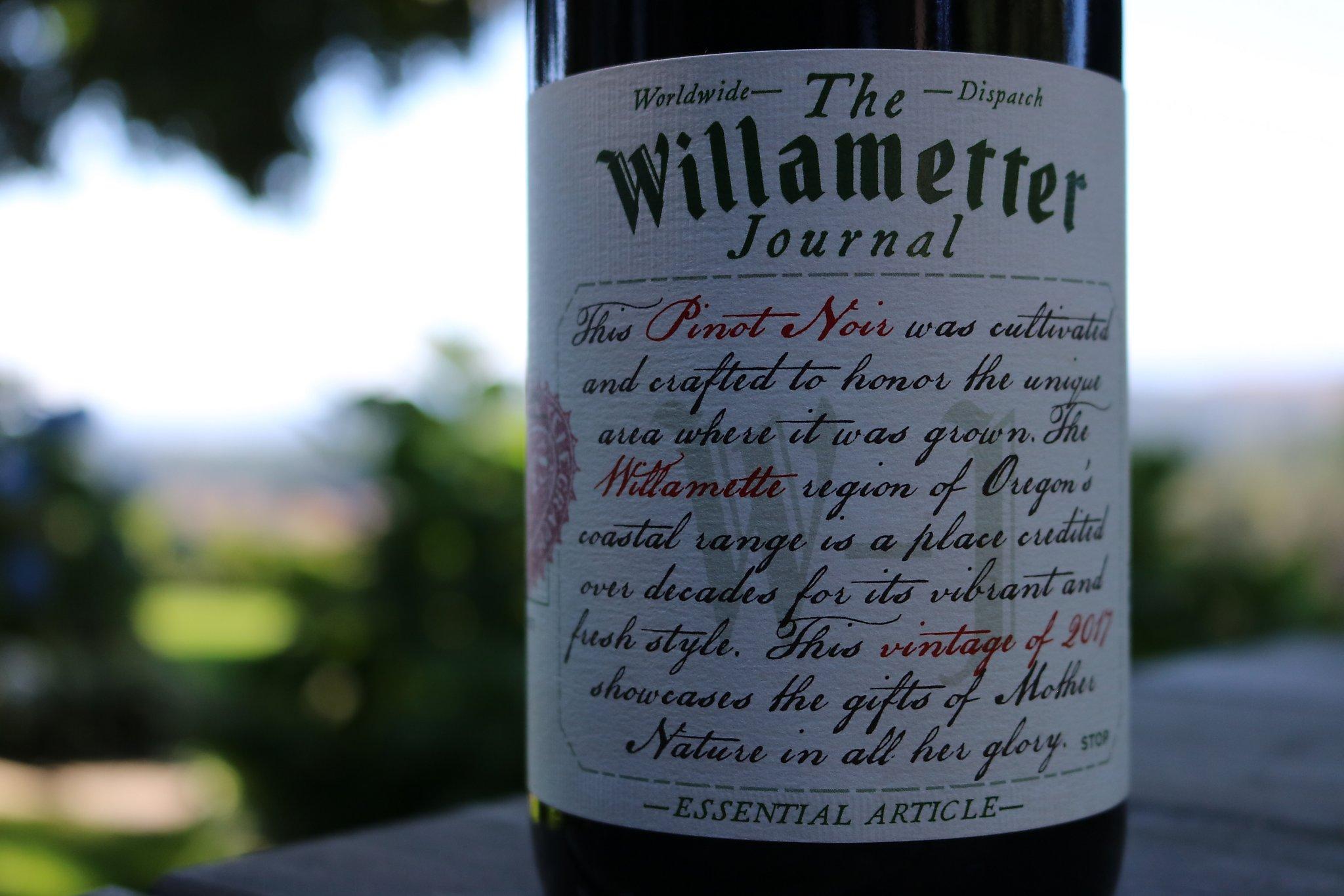Dark side of wine labeling: A California winemaker's Oregon