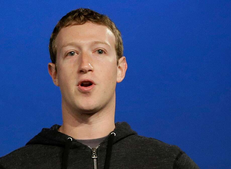 Facebook CEO Mark Zuckerberg. His company published a blog post refuting elements of a New York Times report,  such as Russian interference, political point-scoring, and Zuckerberg  banning his executives from using iPhones.   Here's what information of yours Facebook keeps and tracks >>>>  Photo: Jeff Chiu, AP