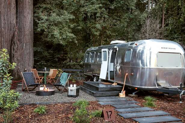 AutoCamp's Russian River property.