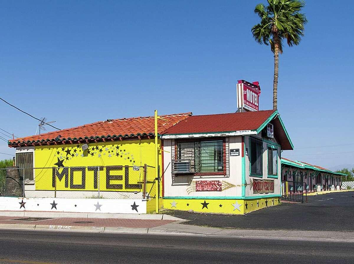 South Tucson, Arizona > Town median household income: $20,241 > State median household income: $51,340 > Town poverty rate: 48.9% > Town population: 5,627