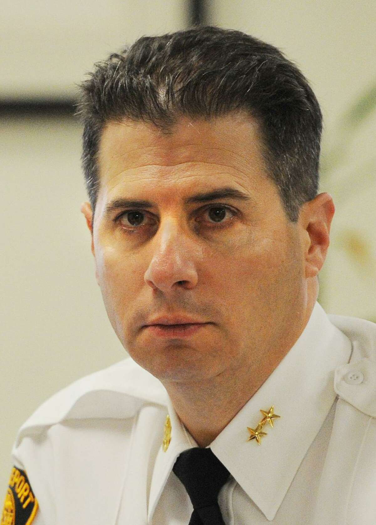 Former Bridgeport Police Assistant Chief James Nardozzi confirms he applied for the job to be Bridgeport's police chief.