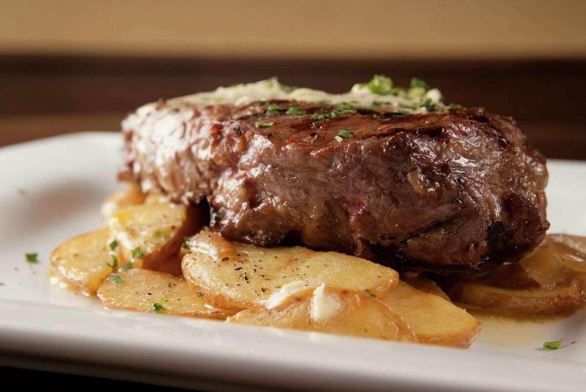Center cut ribeye steak from The Union Kitchen.