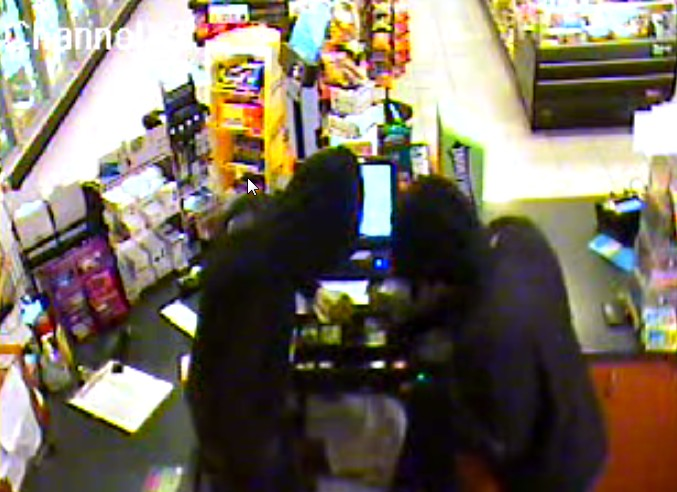 Colonie police search for suspects in armed robbery - Times Union
