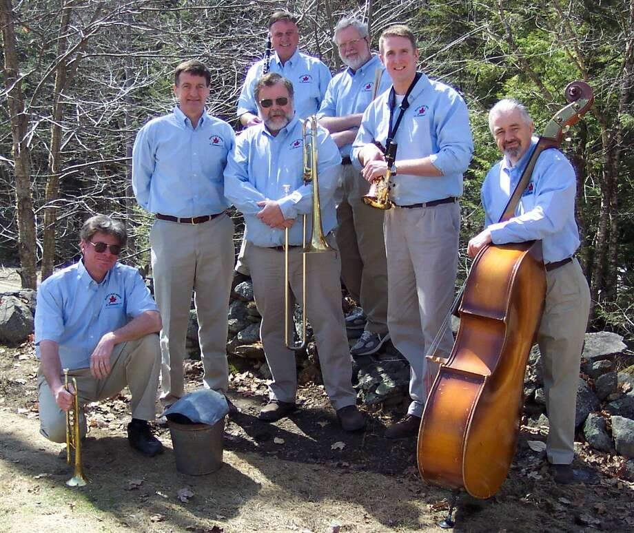 The Maple Leaf Seven are the first to perform in the Greater Middletown Concert Association's 2018-19 season. Photo: The Maple Leaf Seven / Contributed Photo