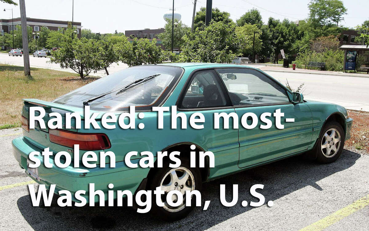 The National Insurance Crime Bureau released its annual results on the nation's most-stolen cars, including break-out rankings for each state in 2017. Click on for the results.