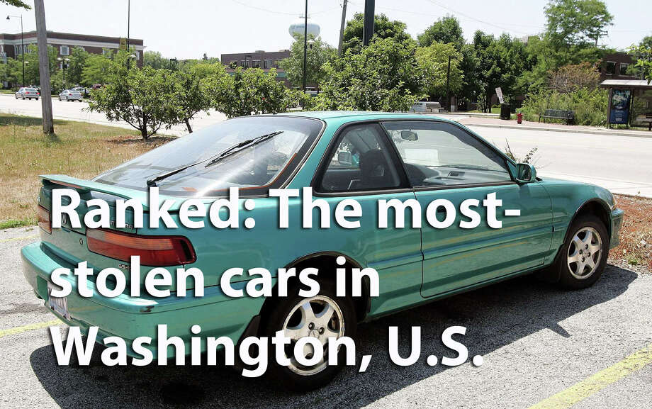 The National Insurance Crime Bureau released its annual results on the nation's most-stolen cars, including break-out rankings for each state. You'll notice Washington state's list contains fewer pickup trucks. Click on for the results. Photo: Tim Boyle/Getty Images / 2005 Getty Images