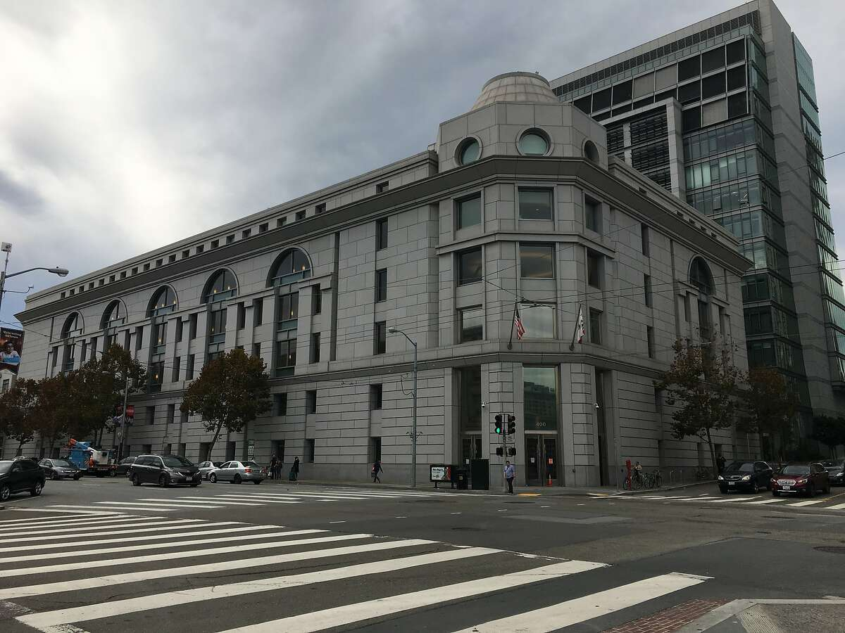 The Superior Court building in San Francisco as seen on Wednesday Nov. 22, 2017.