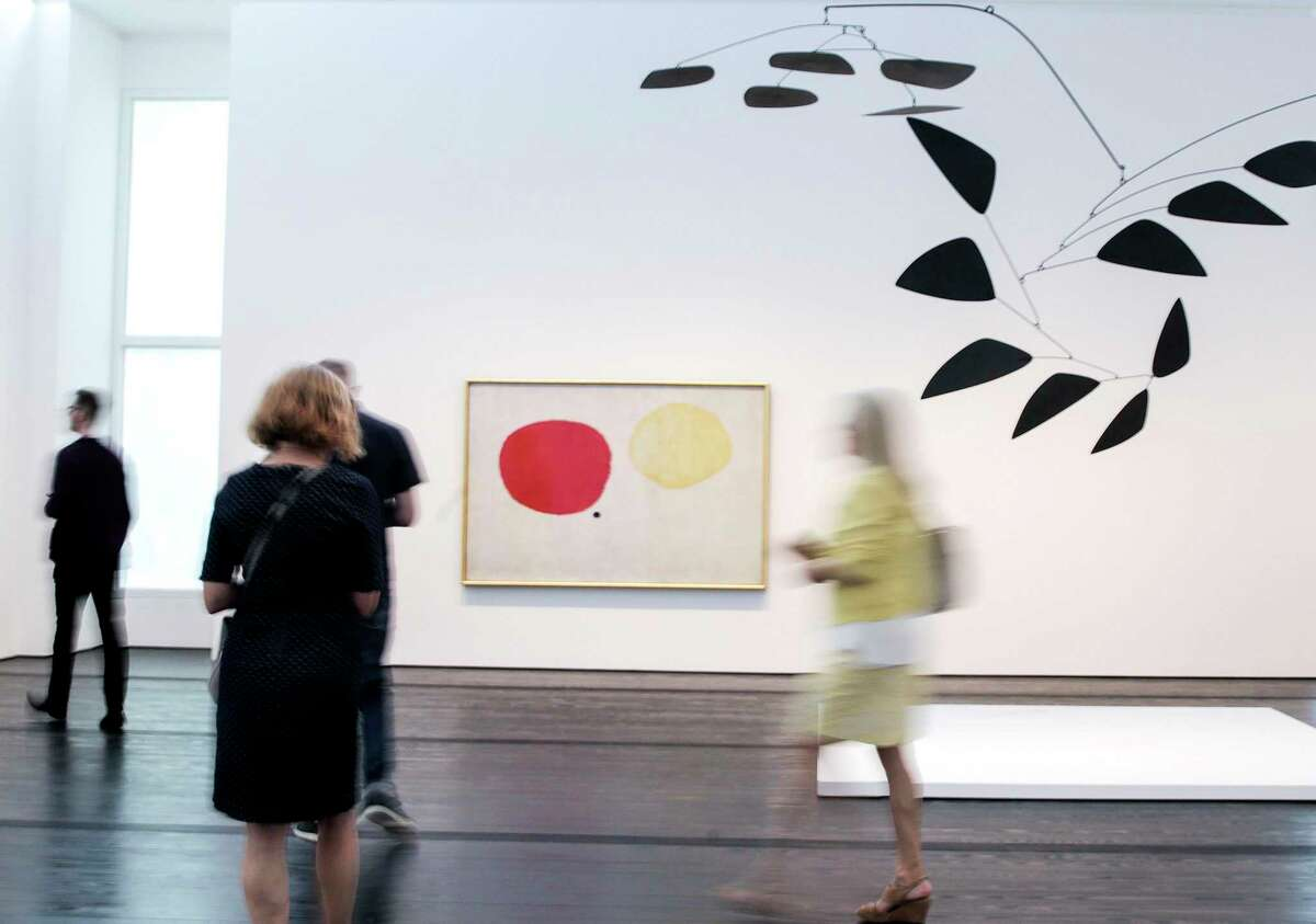 The Menil Collection's core works are from the private collection of founders John and Dominique de Menil, but it has grown to include other venues on its campus.