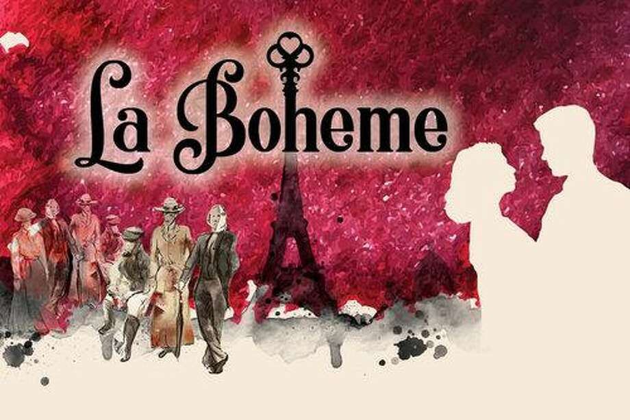 "Salt Marsh Opera presents ""La Boheme"" at The Kate Sept. 21 and Sept. 23. Photo: Contributed Photo"