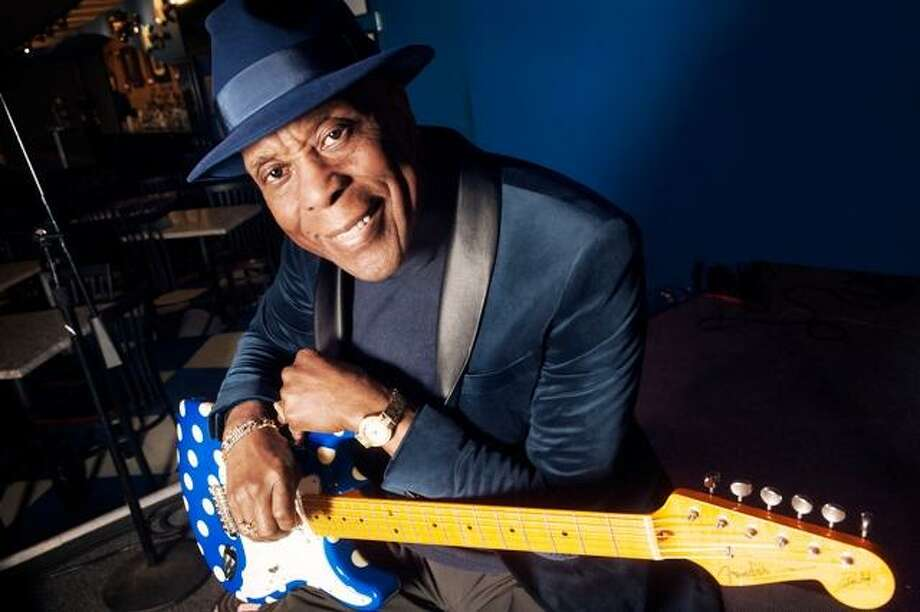 Buddy Guy is performing at the Ridgefield Playhouse, Tuesday, Sept. 25. Photo: Contributed Photo /