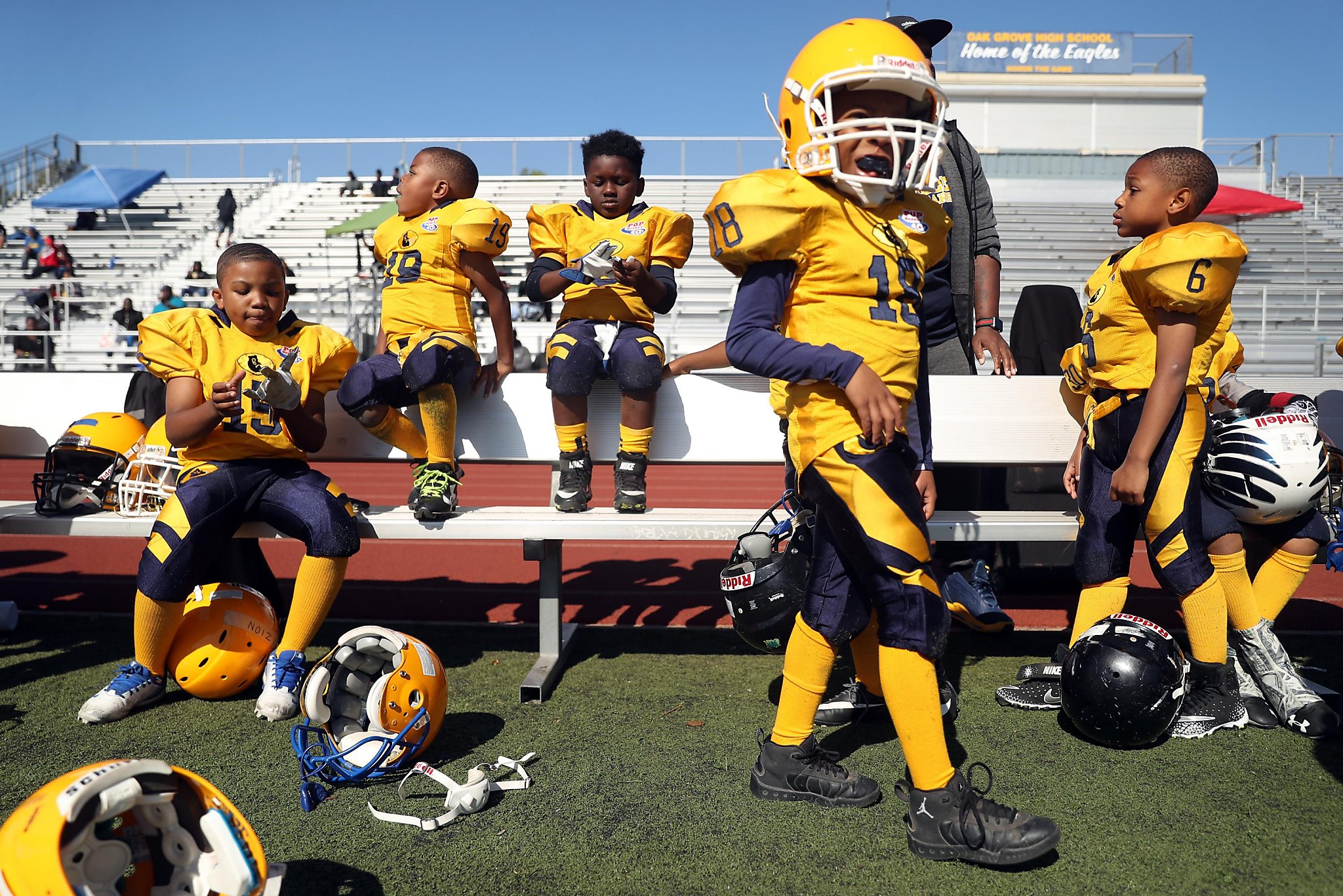 The Future of Football: Why fewer kids are playing football