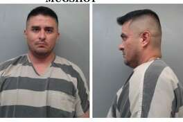 Border Patrol agent Juan David Ortiz is charged with four counts of first-degree murder, one count of aggravated assault and one count of unlawful restrain on Sept. 15, 2018, in Laredo.