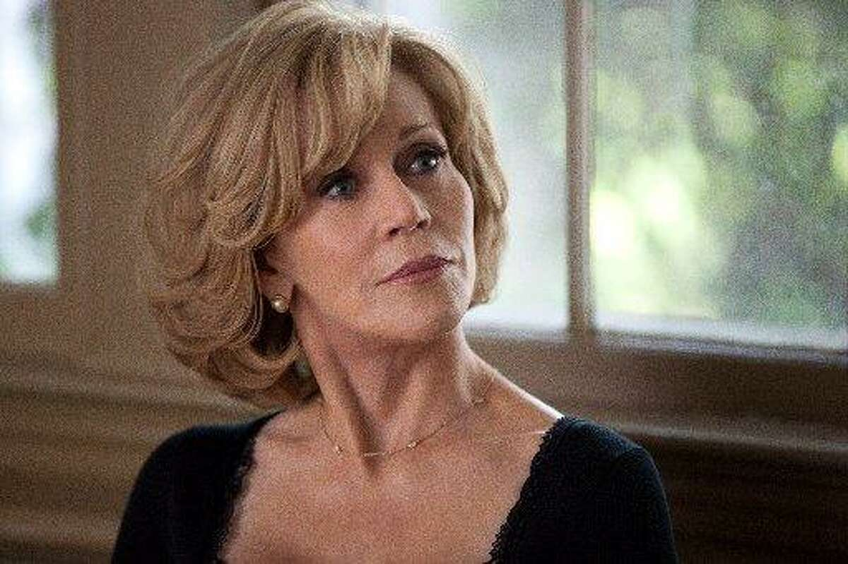AFTER: Jane Fonda has been open about her many plastic surgeries as she's aged over the decades in the spotlight.