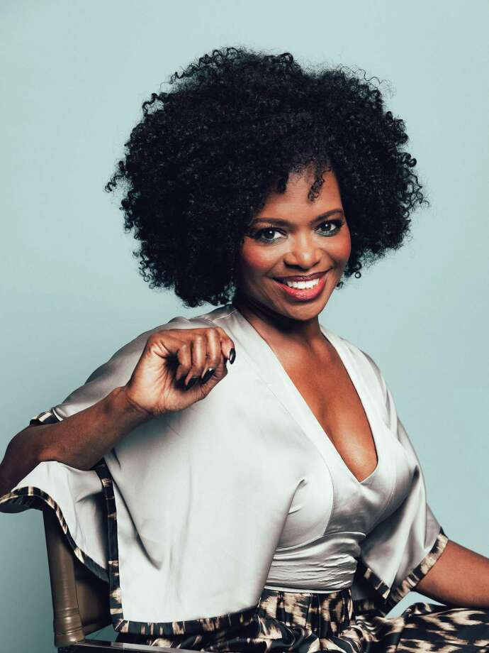 The singer/actor LaChanze relates well to Donna Summer, who she portrays in a Broadway musical. Photo: Contributed Photo