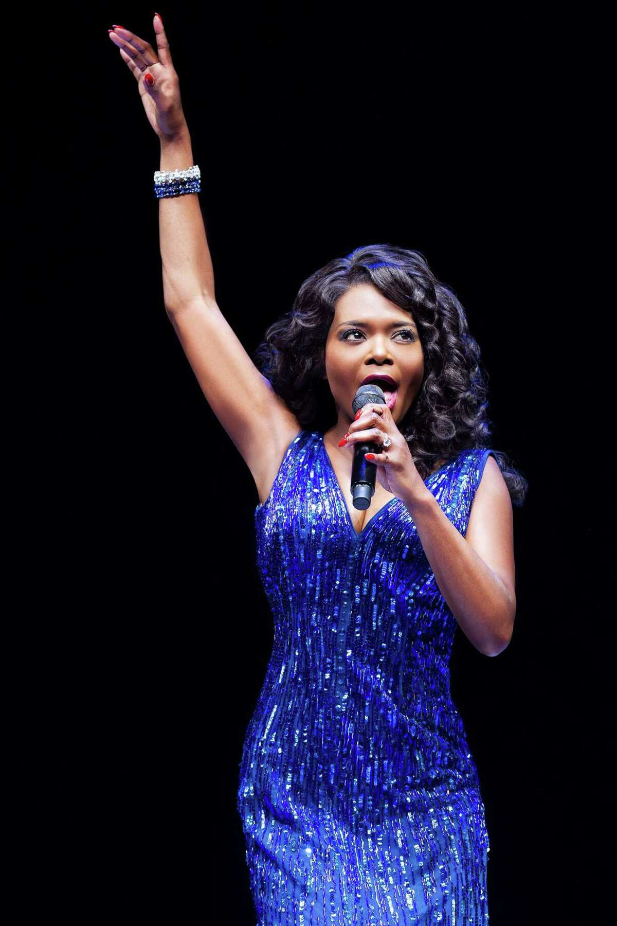 The singer/actor LaChanze relates well to Donna Summer, who she portrays in a Broadway musical.