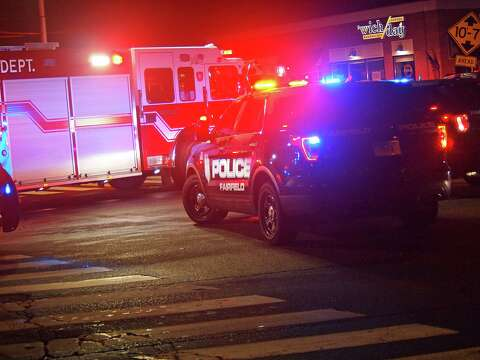 Woman seriously hurt in 2-vehicle Fairfield crash