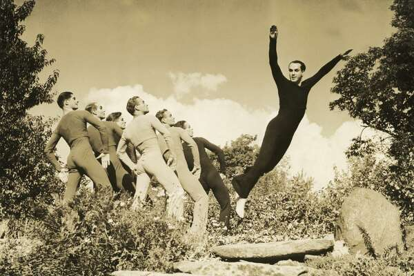 """Ted Shawn's """"Dance of the Ages"""" circa 1938"""