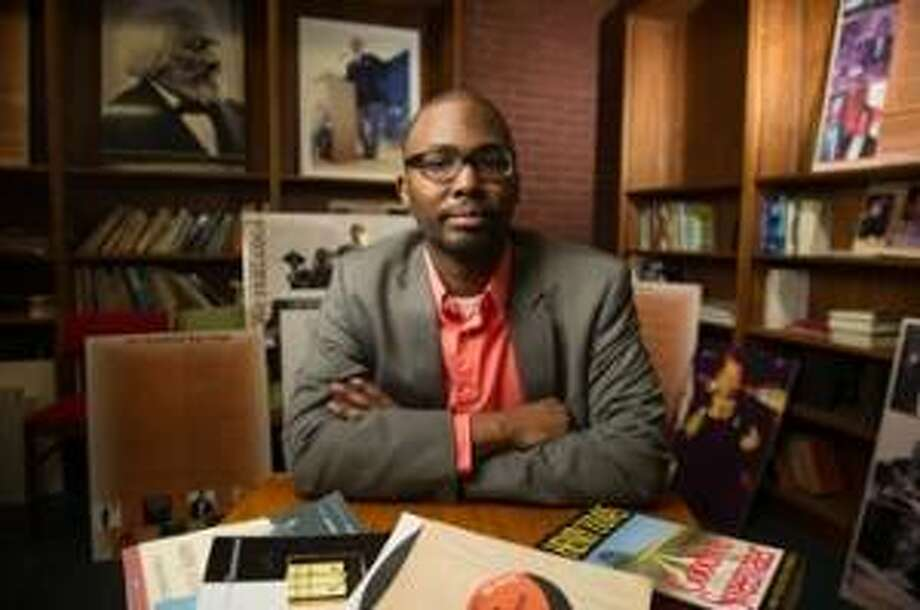 Howard Rambsy II, PhD, professor in SIUE's Department of English Language and Literature, is the director of the Frederick Douglass and Literary Crossroads Institute to be offered in July 2019 and made possible by a $106,000 National Endowment for the Humanities (NEH) award. Photo: Courtesy Of SIUE