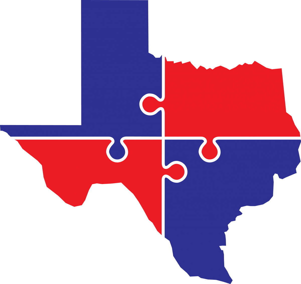 >>Texas' most gerrymandered districts in Texas according to data