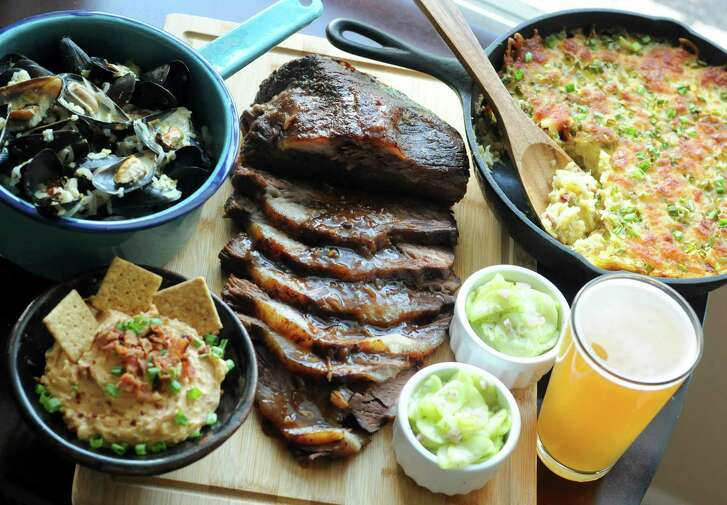 Oktoberfest is right around the corner, and to celebrate, we've cooked up a beer-based feast.