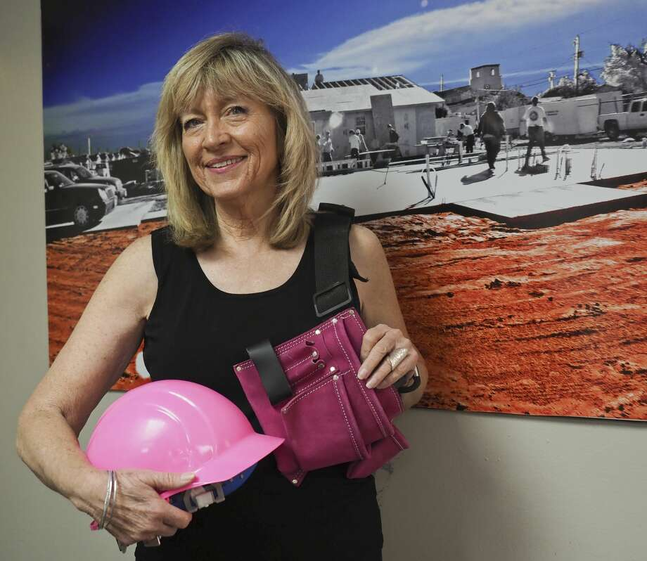 Alynda Best has retired after serving as executive director of Habitat of Humanity for 20 years. Photo: Tim Fischer/Midland Reporter-Telegram